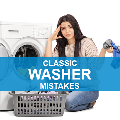 classic washer mistakes