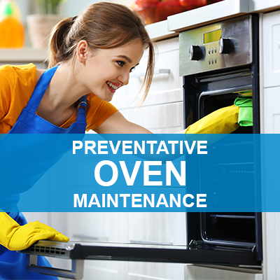 preventative maintenance for your oven